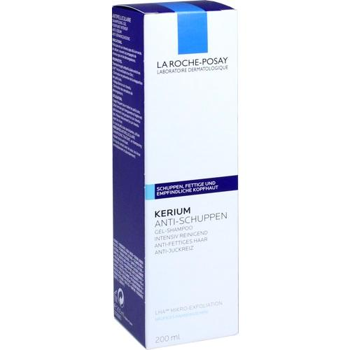 La Roche-Posay Kerium Extra-Gentle Gel-Shampoo 200ml is a Shampoo