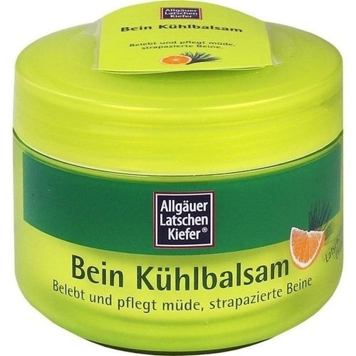 Allgäuer Latschenkiefer Leg Cooling Balm 200 ml is a Foot Peeling & Cream