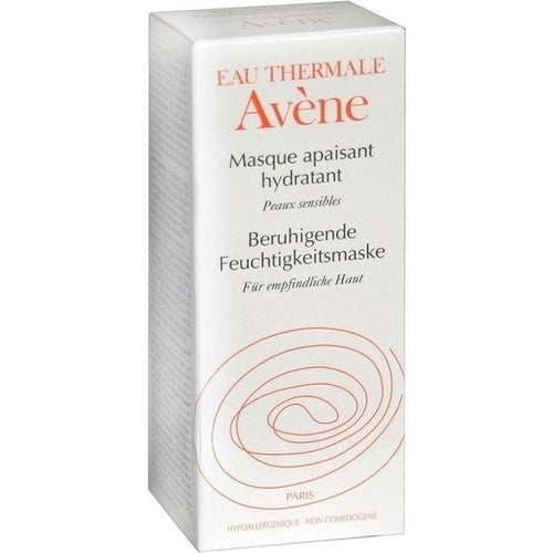 Avene Soothing Moisture Mask 50 ml is a Face Mask