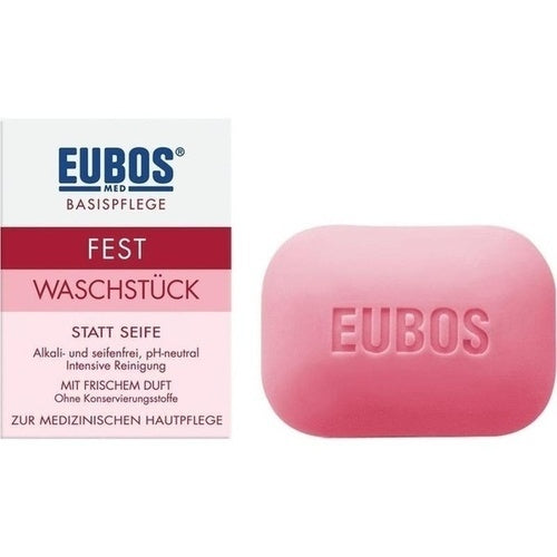 Eubos Solid Washing Bar Red 125 g is a Bath & Shower