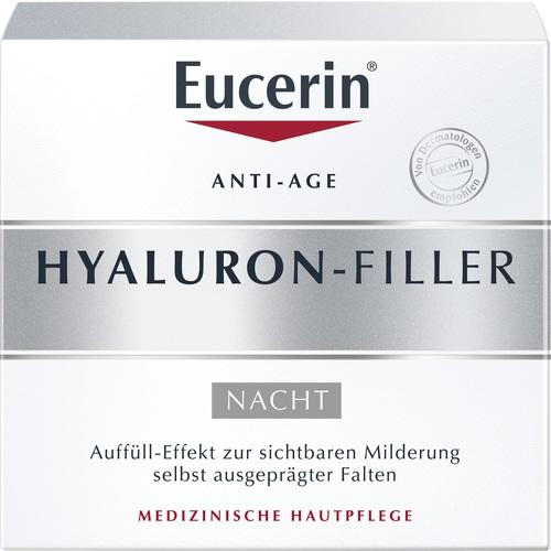 Eucerin Hyaluron-Filler Night Cream 50 ml is a Night Cream
