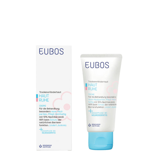 Eubos Baby & Kid Cream 50 ml - with box
