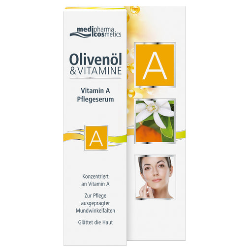 Medipharma Vitamin A Nourishing Serum 15 ml