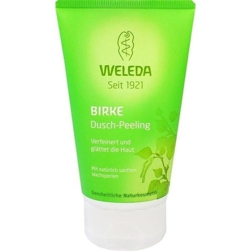Weleda Birch Body Scrub 150 ml is a Bath & Shower