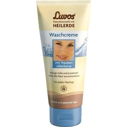 Luvos Healing Clay Cleansing Cream 100 ml is a Make Up Remover
