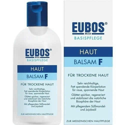 Eubos Dermal Balsam F 200 ml is a Body Lotion & Oil