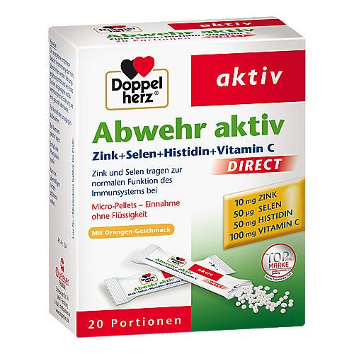 Doppelherz active Defense DIRECT Micro-Pellets 20 Sachets