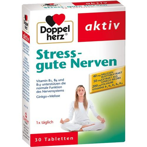 Doppelherz Anti-Stress supplement
