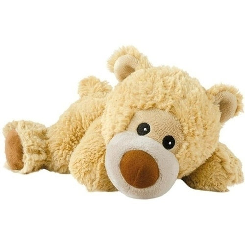 Warmies Heat Pack Soft Toy Bear William is a Microwavable Lavender Heat Pack