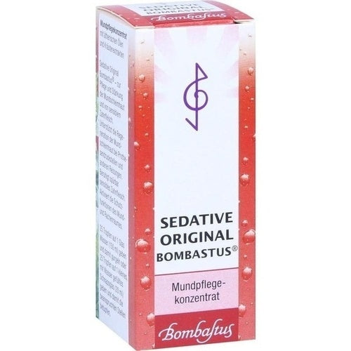 Bombastus Sedative Original 20 ml is a Oral Care