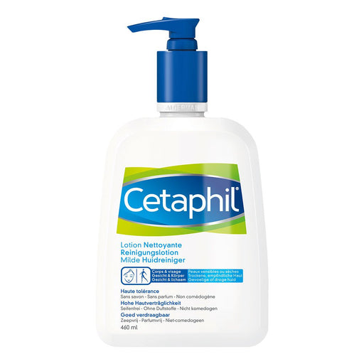 Cetaphil Cleansing Lotion 460 ml