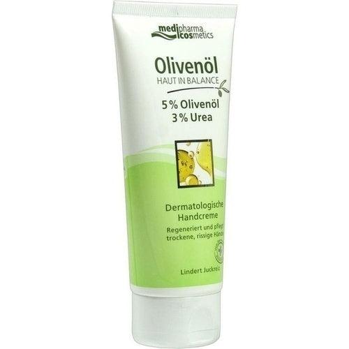 Medipharma Cosmetics Olive Skin In Balance Dermatological Hand Cream 100 ml is a Hand Cream