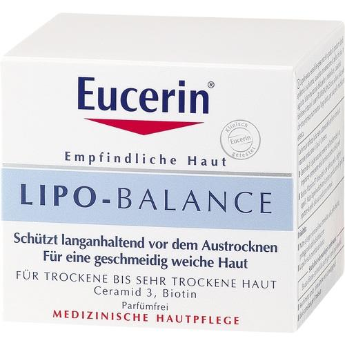 Eucerin Lipo-Balance 50 ml is a 24H Cream