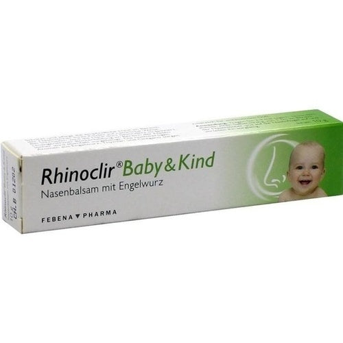 Rhinoclir Baby & Child Nose Balm
