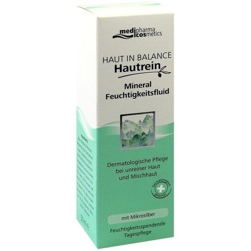 Medipharma Cosmetics Skin In Balance Mineral Moisture Fluid 50 ml is a Day Cream
