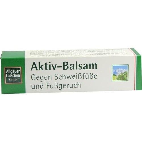 Allgäuer Latschenkiefer Active Balm 50 ml is a Foot Peeling & Cream