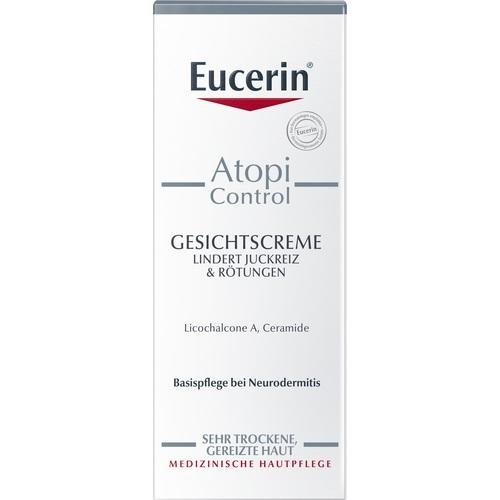 Eucerin AtopiControl Face Cream 50 ml is a Eczema Treatment