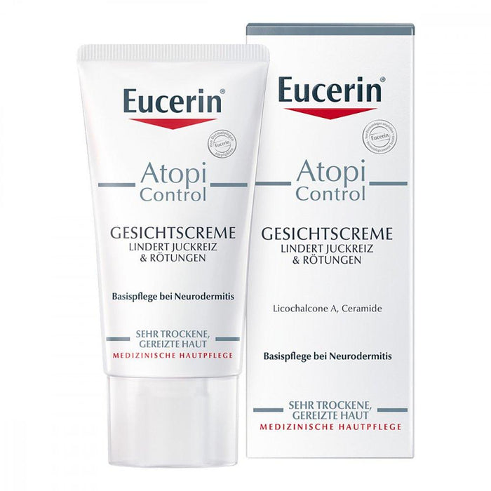 Eucerin AtopiControl Face Cream 50 ml