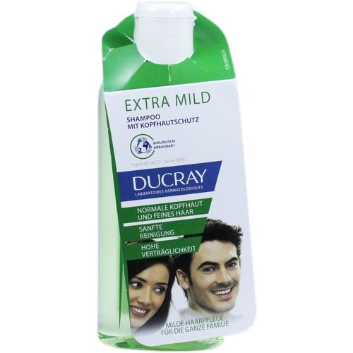 Ducray Extra Mild Shampoo Biodegradable 200 ml is a Shampoo