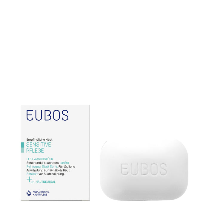 Eubos Solid Washing Bar 125 g