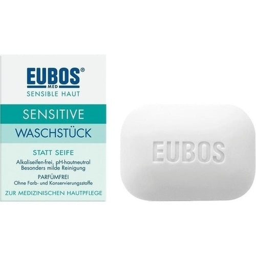 Eubos Solid Washing Bar 125 g is a Bath & Shower