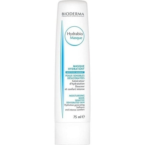 Bioderma Hydrabio Masque Moisture Mask 75 ml is a Face Mask