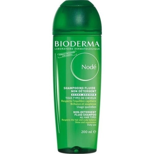 Bioderma Nodé Fluide 200 ml is a Shampoo