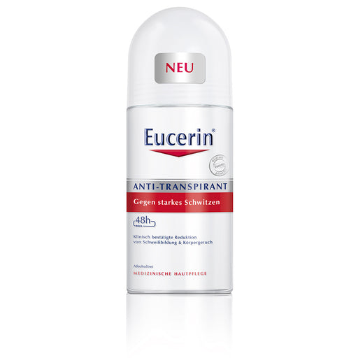 Eucerin Deodorant 48h Anti-Transpirant Roll-on 50 ml is a Deodorant