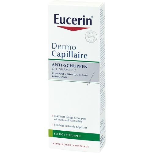 Eucerin DermoCapillaire Anti Dandruff Gel Shampoo 250 ml is a Shampoo