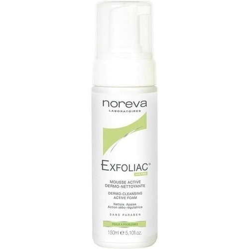 Noreva Exofoliac Dermo-Cleansing Active Foam 150 ml is a Acne Treatment