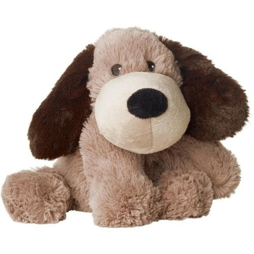 Warmies Heat Pack Soft Toy Dog Gary Snout is a Microwavable Lavender Heat Pack