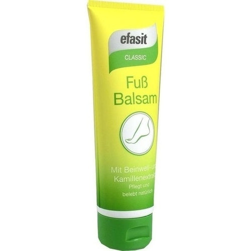 Efasit Classic Foot Balm 75 ml is a Foot Peeling & Cream