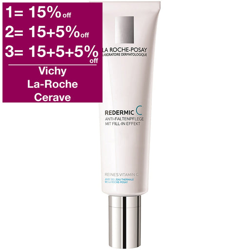La Roche-Posay Redermic C Normal To Combination Skin 40ml is a Day Cream