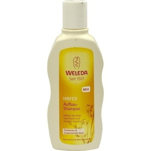 Weleda Oat Replenishing Shampoo 190 ml is a Shampoo