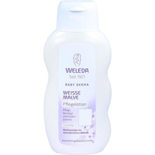 Weleda White Mallow Baby Care Lotion