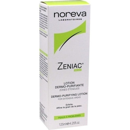 Noreva Zeniac Dermo-Purifying Lotion  125 ml is a 24H Cream