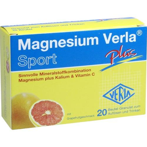 Magnesium Verla Plus Pellets 20 pcs