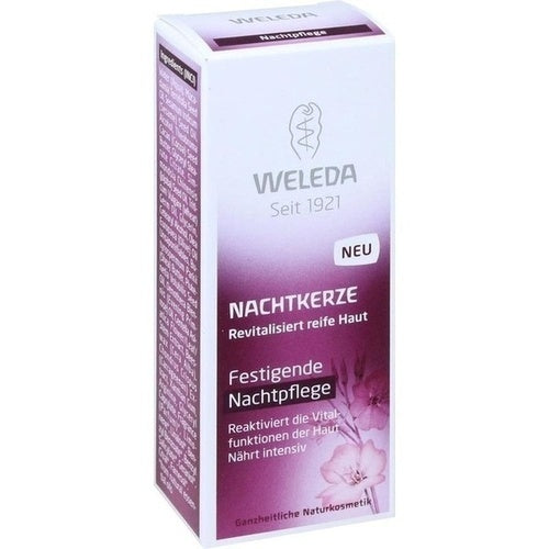 Weleda Evening Primrose Age Revitalising Night Cream  30 ml is a Night Cream