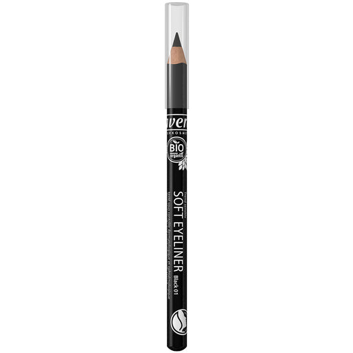 Lavera Soft Eyliner 01 Black 1.14 g is a natural makeup for eyes