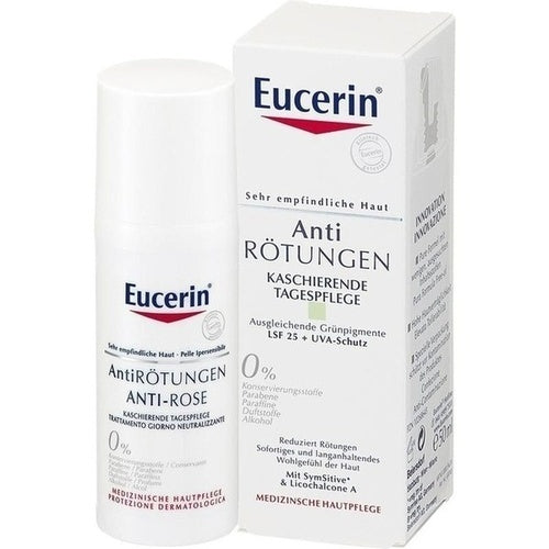 Eucerin Antiredness Concealing Day Care SPF 25 50 ml is a Day Cream