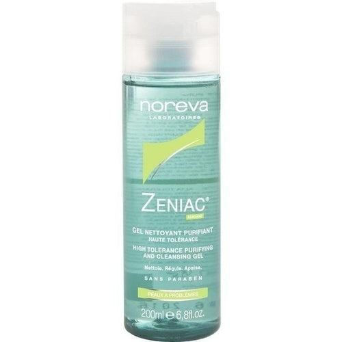 Noreva Zeniac Purifying & Cleansing Gel 200 ml is a Cleansing