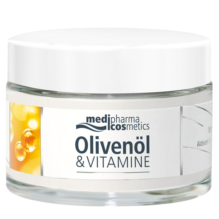 Medipharma Cosmetics Olive Oil & Vitamins Vitalizing Face Care