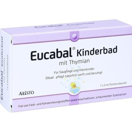 Eucabal Children's Bath With Thyme | Baby Care | VicNic.com