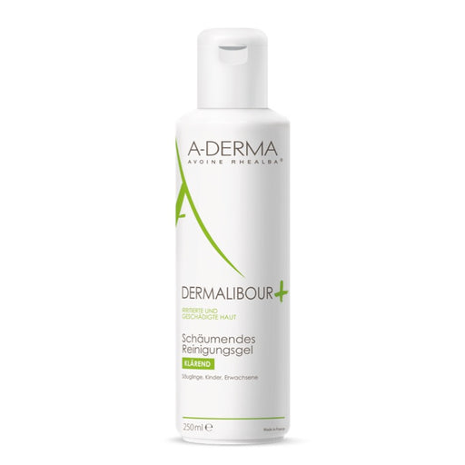 A-Derma Dermalibour+ Foaming Cleansing Gel 250 ml
