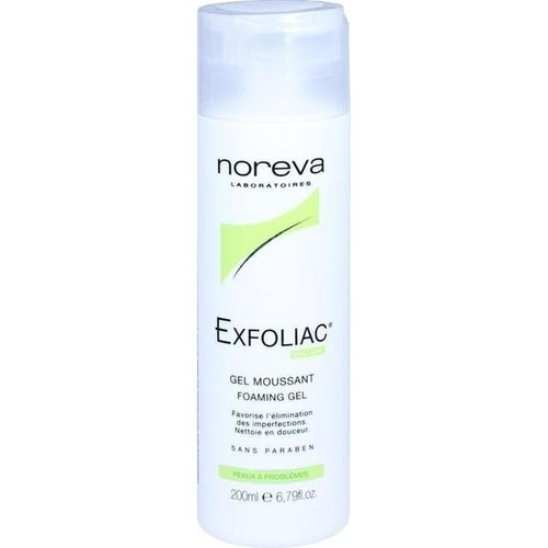 Noreva Exofoliac Foaming Gel 200 ml is a Cleansing