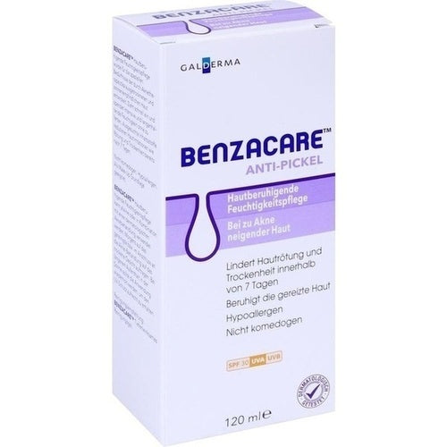 Benzacare Acne Soothing Sun Care Moisturizer 120 ml is a Acne Treatment