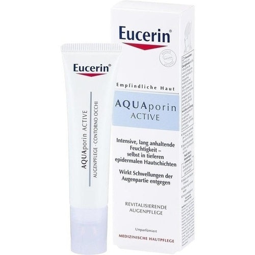 Eucerin Aquaporin Active Revitalising Eye Care 15 ml is a Eye Cream