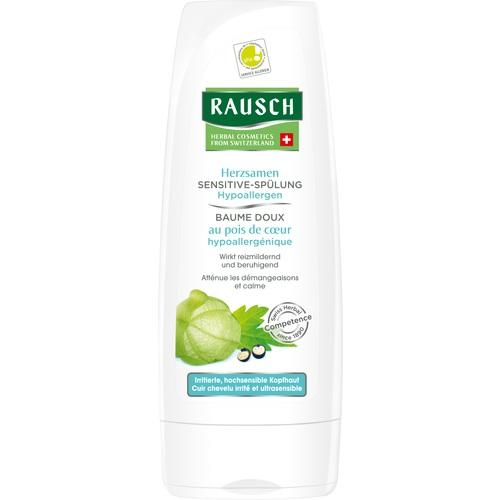 Rausch Heartseed Sensitive Rinse Conditioner Hypoallergenic 200 ml is a Conditioner
