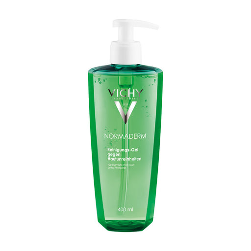 Vichy Normaderm Deep Purifying Cleansing Gel 400 ml is a Cleansing