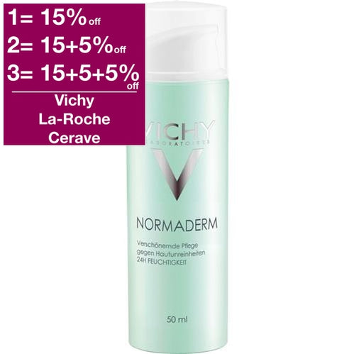 Vichy Normaderm Beautifying Anti-Acne Care 50 ml is a Acne Treatment